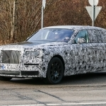 2017 Rolls Royce Centenary Phantom