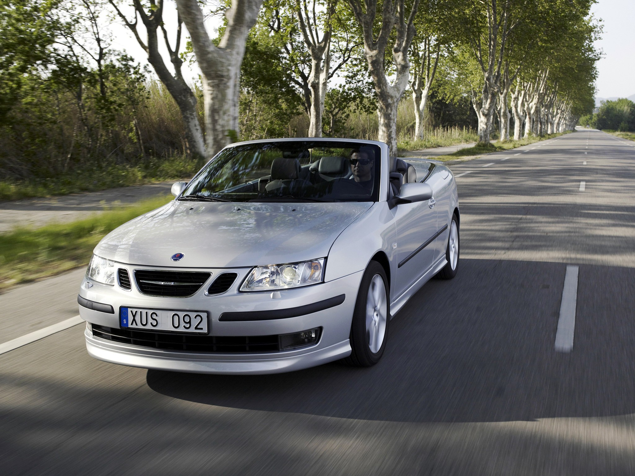 2017 Saab 9 3 Aero Convertible Photo 1