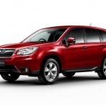 2017 Subaru Forester US Version