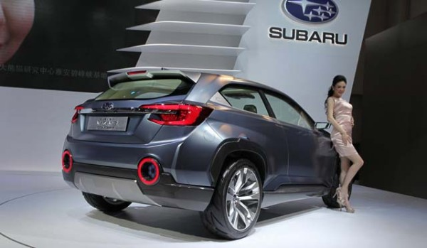 2017 Subaru Xv Crosstrek Hybrid Photo 1