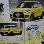 2017 Suzuki Swift S Concept