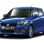 2017 Suzuki Swift Sport 5 door