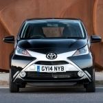 2017 Toyota Aygo for Sport Concept