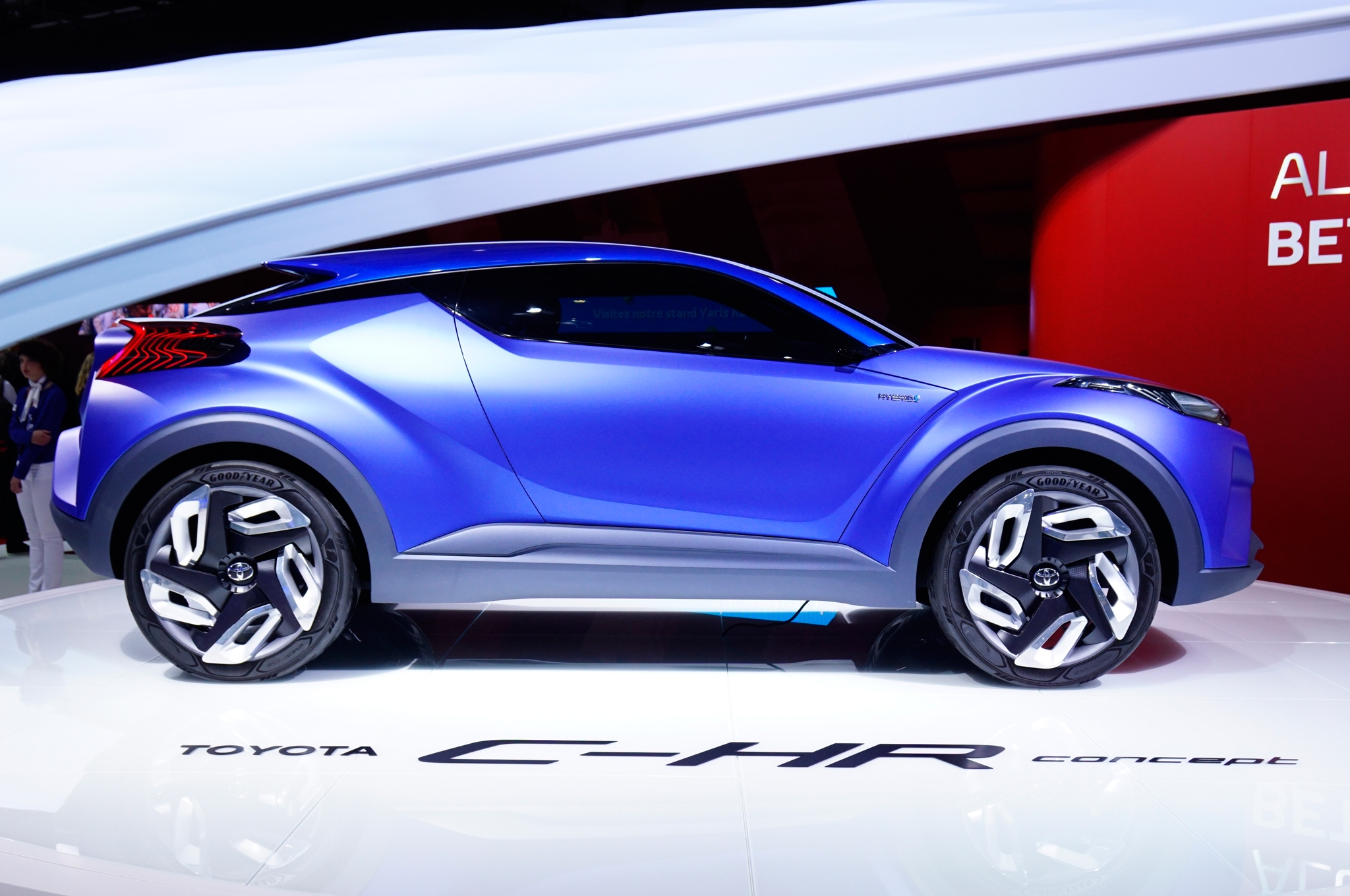 2017 Toyota Rav4 Ev Concept Car Photos Catalog 2018