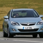 2017 Vauxhall Astra Coupe