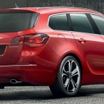2017 Vauxhall Astra Sports Tourer