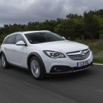 2017 Vauxhall Insignia Country Tourer