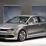 2017 Volkswagen New Compact Coupe Concept