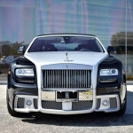 2017 Wald Rolls Royce Phantom Black Bison