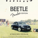 2018 Volkswagen Beetle Fender Edition