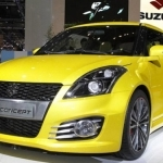 2018 Suzuki Swift S Concept