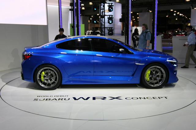2018 Subaru Wrx Concept Car Photos Catalog 2019