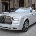 2018 Rolls Royce Phantom Drophead Coupe