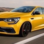 2018 Renault Megane RS 5 door