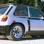 2018 Renault 5 GT Turbo