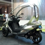 2018 Peugeot Prologue HYmotion4 Concept