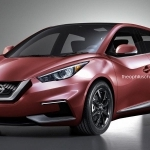 2018 Nissan Sway Concept