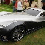 2018 Morgan Plus E Concept