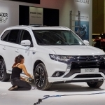 2018 Mitsubishi Outlander European Version
