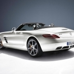 2018 Mercedes Benz SLS AMG Roadster