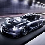 2018 Mercedes Benz SLS AMG GT3 45th Anniversary