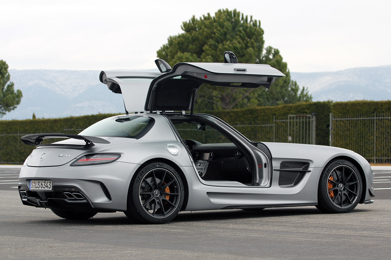 2018 Mercedes Benz Sls Amg Black Series Car Photos Catalog 2018