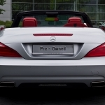 2018 Mercedes Benz SL 350