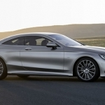 2018 Mercedes Benz S550 Coupe