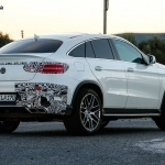 2018 Mercedes Benz GLE Coupe