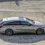 2018 Mercedes Benz CLS63 AMG Shooting Brake