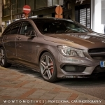 2018 Mercedes Benz CLA45 AMG Shooting Brake