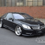 2018 Mercedes Benz CL Class AMG styling