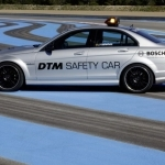 2018 Mercedes Benz C63 AMG DTM Safety Car