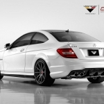 2018 Mercedes Benz C63 AMG Coupe