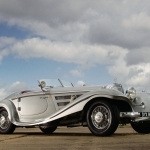 2018 Mercedes Benz 540 K Luxury Roadster