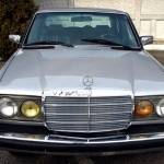 2018 Mercedes Benz 300D Turbodiesel