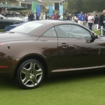 2018 Lexus SC430 Pebble Beach Edition