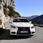 2018 Lexus LS EU Version