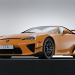 2018 Lexus LFA Nurburgring Package