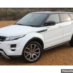 2018 Land Rover Range Rover Evoque 5 door