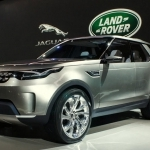 2018 Land Rover Discovery Vision Concept