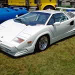 2018 Lamborghini Countach 25th Anniversary