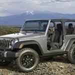 2018 Jeep Wrangler UK Version