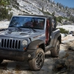 2018 Jeep Wrangler Rubicon 10th Anniversary