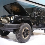 2018 Jeep Wrangler Dragon Concept