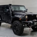 2018 Jeep Wrangler Call of Duty MW3