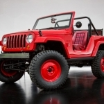 2018 Jeep Willys MB