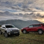 2018 Jeep Cherokee EU Version