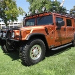 2018 Hummer H1 10th Anniversary Edition