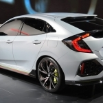 2018 Honda Civic Type R Concept